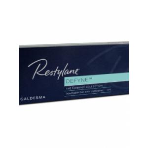 Restylane Defyne with Lidocaine